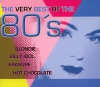Very best of the 80's (EMI) Katrina & The Waves, Blondie, Pat Benatar, Ma.. [CD]