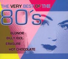 Very best of the 80's (EMI) Katrina & The Waves, Blondie, Pat Benatar, Ma.. [CD]