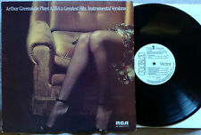 ARTHUR GREENSLADE / PLAYS ABBA'S HITS (instrumental) - LP (PROMO Italy 1977)