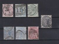 GREAT BRITAIN VICTORIA  USED STAMPS   REF 5565