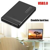 2.5 inch HDD SSD Enclosure 480Mbps Hard Drive Disk Box Mobile External Case