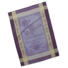 "Dish Towel - (Tea Towel) French Inspired Design ""Pur Savon"" -  100% Cotton"