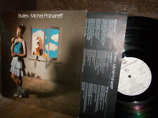 Michel POLNAREFF: Bulles (Tam-Tam Radio Où est la Tosca etc...) / AZ stereo LP