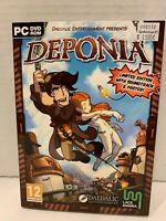 Deponia PC - PC DVD (UK Import) - FAST FREE SHIPPING