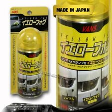 VANS Yellow Tint Lens Tail Head Fog Coner Light Side Marker Painter Spray DIY F