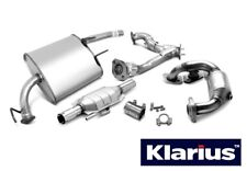 Klarius Exhaust Clamp 54mm SYA10AD - BRAND NEW - GENUINE - 5 YEAR WARRANTY