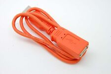 USB Data Extension Cable Cord Lead For Sony Voice Recorder ICD-UX200/F ICD-UX300