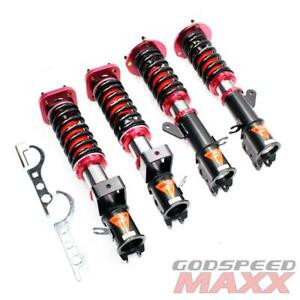 for MR2 SW20/SW21 91-95 MAXX Coilovers Suspension Lowering Kit Adjustable