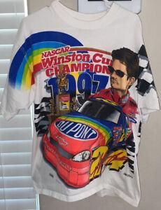 NASCAR Jeff Gordon Vintage Shirt