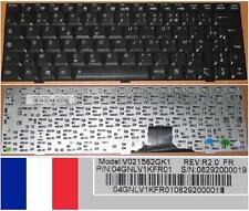 Teclado Azerty Francés ASUS ASUS EEEPC EEE PC U1 Serie V021562GK1 04GNLV1KFR01
