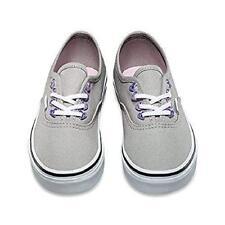 2vans grises niños