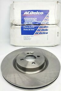 For 2013 Mini Cooper Disc Brake Rotor-Non-Coated Front ACDelco Advantage