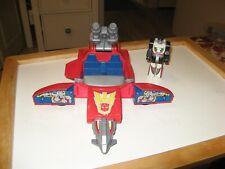Transformers G1 Action Master Wheeljack & Turbo Racer ( His Car)