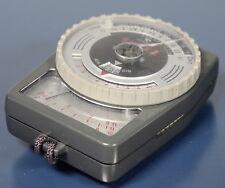 Gossen fotometri LIGHT METRI METRI exposure posemètre - (41262)