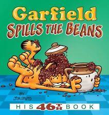Garfield Spills the Beans: His 46th Book  (ExLib)