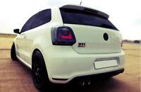 SPOILER ALETTONE POSTERIORE VW POLO 5 6R ( dal 2009 ) GTI STILE
