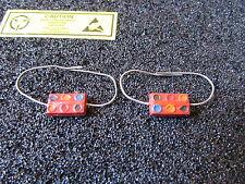 EL MENCO - CDE - SANGAMO 36pF, 500V, 5%, Mica Capacitors (Qty: 2 Piece) NOS USA