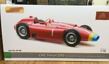 CMC M180 M181 M182 M183 M185 M197 los Coches Modelo Diecast Ferrari D50 GP 1956 1:18th