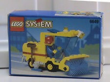 Lego Classic Town 6649 Street Sweeper New Sealed - 1995