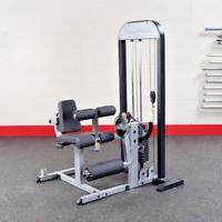 Body-Solid Pro-Select Leg Extension & Leg Curl Selectorized Machine 210lb Stack