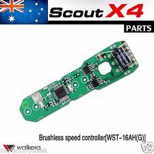 Walkera Scout X4 ESC Speed control Green light