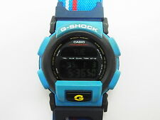 G-Shock DW-003 H-2T CLUBBER Blue TOMI-E HIP HOP Limited Casio Watch Rare