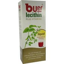 BUER LECITHIN Plus Vitamine flüssig 500ml     PZN 3129102