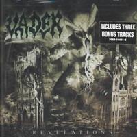 VADER (POLAND) - REVELATIONS NEW CD