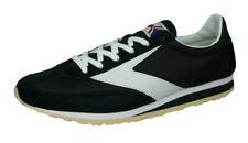 Brooks Vanguard Mens Vintage Trainers Retro Casual Running Shoes Black