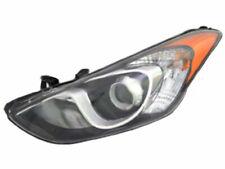 Fits 2013-2014 Hyundai Elantra GT Headlight Assembly Left TYC 11463BN