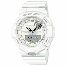 Casio G-Shock Step Tracker Bluetooth GBA800-7A White Brand New WithTags