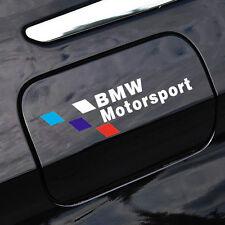 2x BMW Motorsport Aufkleber Logo Simbol stickers fuel Tank