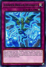 3x Yugioh SOFU-EN073 Thunder Dragon Discharge Unlimited Rare