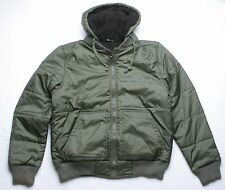 Alpinestars Puffy Jacket (M) Military Green