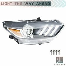 Hidxenon Led Tube Projector Headlight For Ford Mustang 2015 2017 Passenger Side Fits Mustang