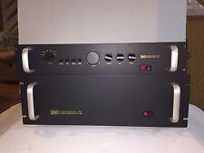 Set BK, B & K Power Amp ST- 140 & Pre-amplifier PRO 5