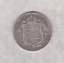 1903 EDWARD VII SILVER HALF CROWN IN FINE CONDITION