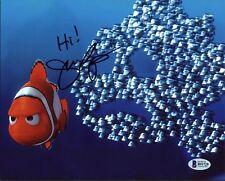John Ratzenberger Finding Nemo Authentic Signed 8X10 Photo BAS #B91729