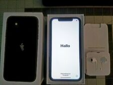 Apple iPhone 11 - 128GB - Black A2111 (CDMA + GSM) Mint Condition (IC LOCKED!)