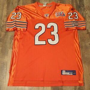 Chicago Bears Devin Hester #23 Super Bowl XLI Football-NFL Reebok Jersey Size 52