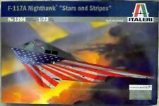 "Italeri 1264: F-117A Nighthawk ""Stars And Stripes"" in 1/72, N E U & OVP"