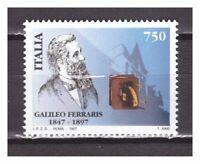 s30727) ITALIA  MNH** 1997 Galileo Ferraris 1v