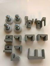 Shower screen door  spare parts  repair kit Grey SUITS BETTA AND EZYGLIDE SCREEN
