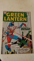 Green Lantern #1. (1960).  Fr/Gd 1.8