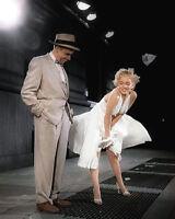 1955 'The Seven Year Itch' MARILYN MONROE & TOM EWELL Glossy 8x10 Photo Print