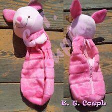 Disney baby Piggy Piglet Winnie Pooh case Tigger bag plush doll pencil pouch