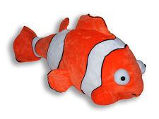 PESCE ARANCIO PUPAZZO PELUCHE CM 70 FISH