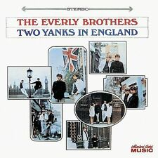 The Everly Brothers Two Yanks in England CD Collectors' Choice Music