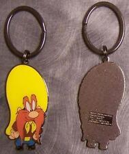 Metal Key Ring Cartoon Characters Yosemite Sam NEW