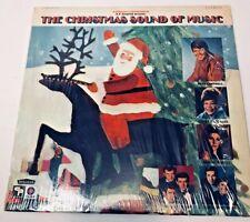 Christmas Sound of Music BF Goodrich Ltd Capitol SL-6643 Glen Campbell Ella Fitz